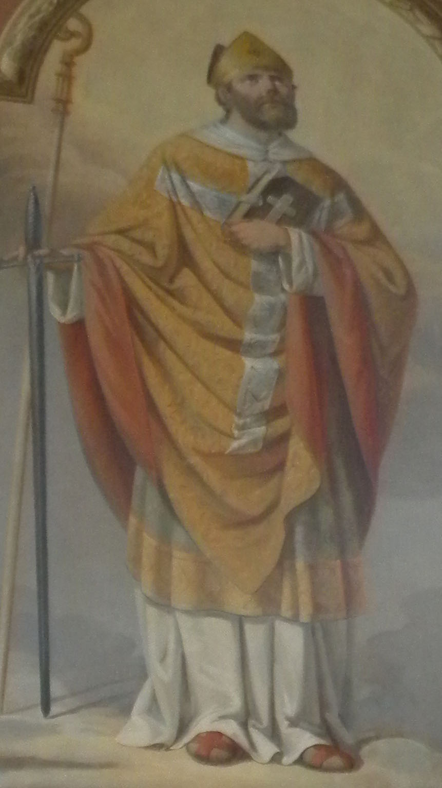 Gemaltes Bild von Victorinus von Pettau